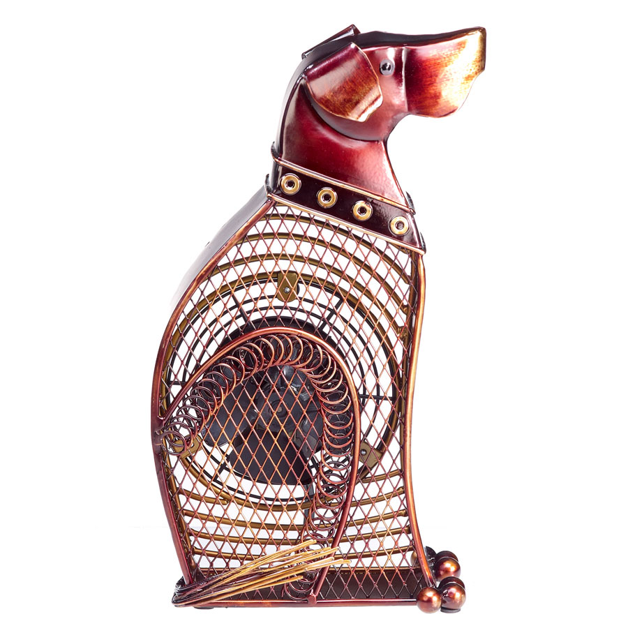 Small Decorative Dog Fan | ShopSHEonline